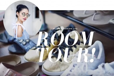 Exclusive dari Olivia Lazuardy: Room Tour of Olivia Lazuardy