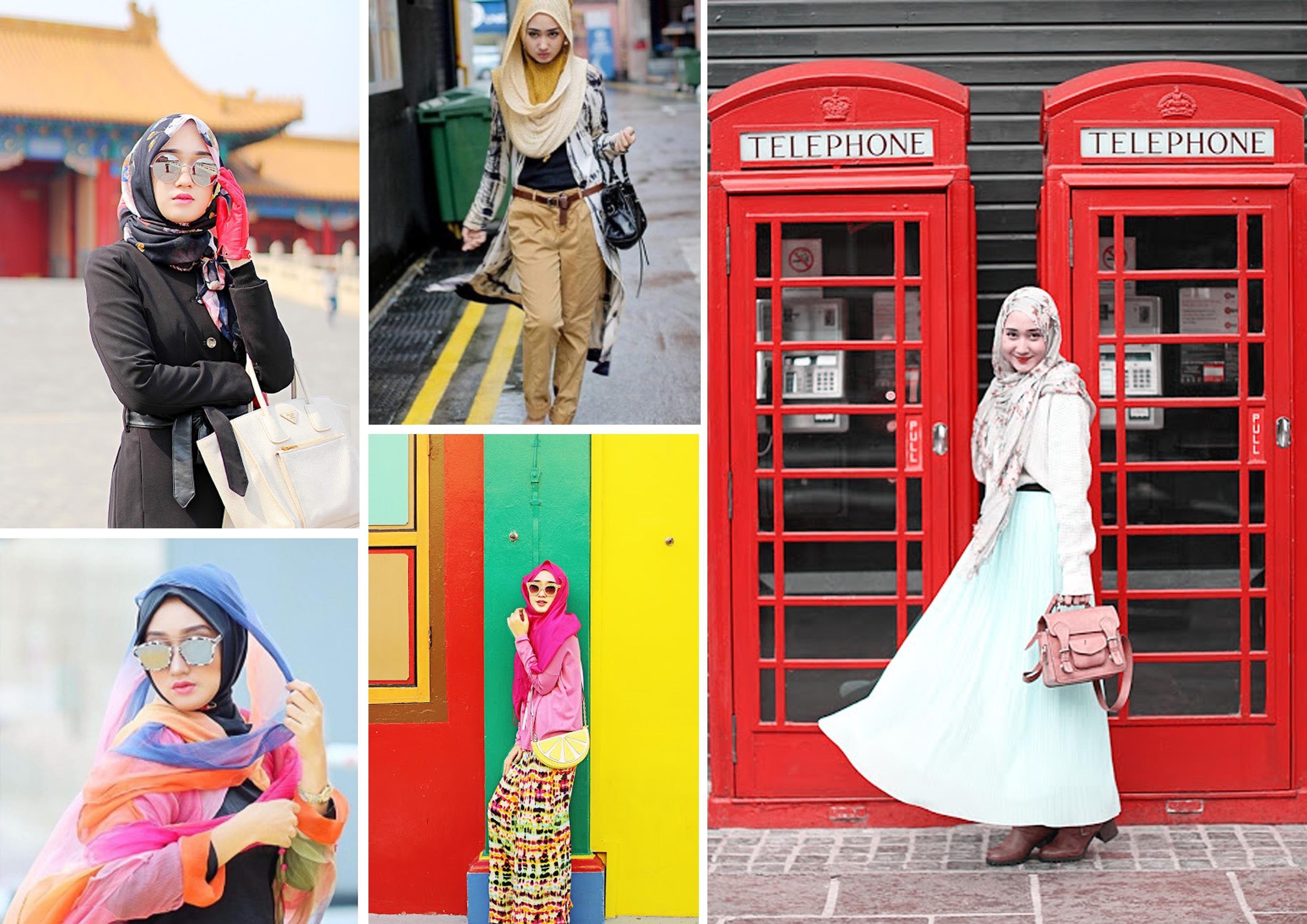 Dian Pelangi : Gadis Pekalongan yang Sukses Buktikan Kalau Hijabers Pun Bisa Tampil Trendy