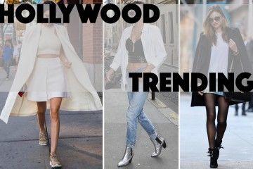 Aneka Sepatu yang Dipakai Selebriti Hollywood, Mana yang Paling Cocok Buat Gayamu?