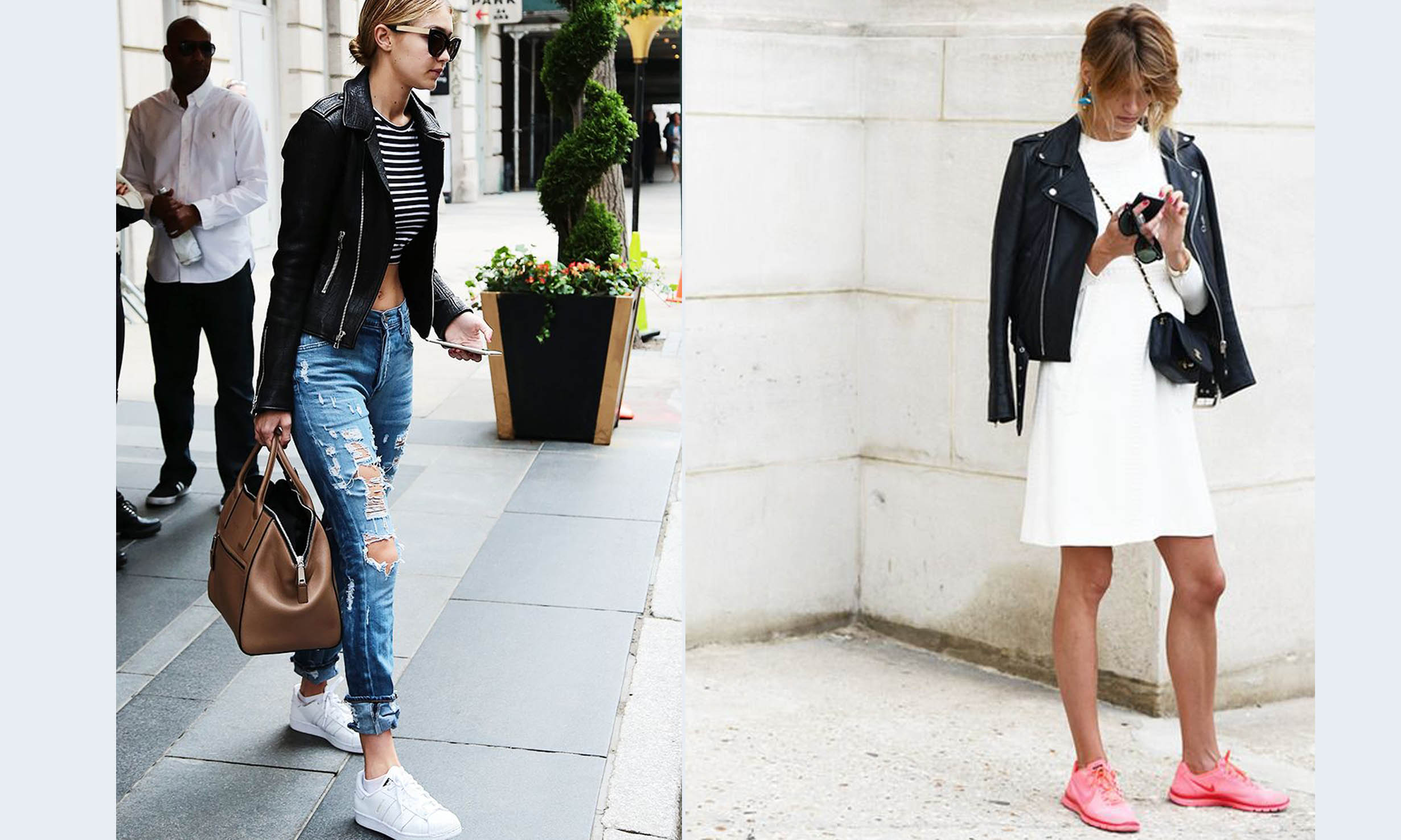 10 Alasan Jaket Kulit Merupakan Salah Satu Investasi Fashion Terbaikmu