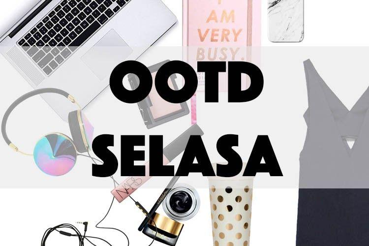 BELA'S OOTD SELASA: Hilangkan Kegalauanmu dengan Super Comfy Denim Ini!