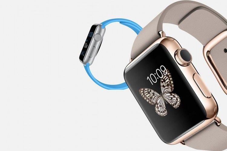 Apple Watch Mencuri Spotlight Industri Fashion Dunia