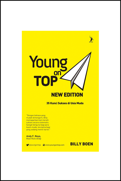 Generasi Milenium Wajib Baca Buku Ini Kalau Mau Sukses
