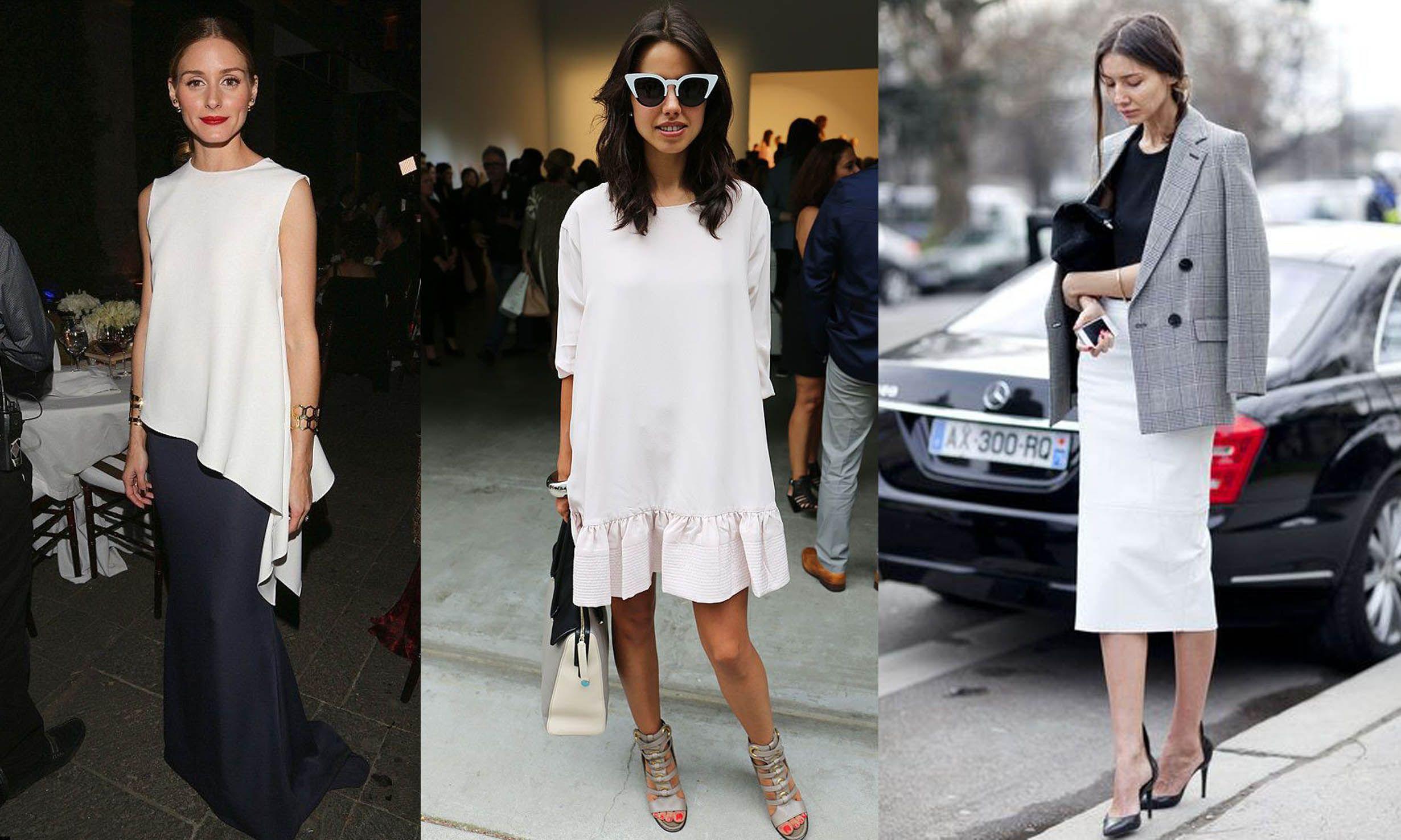 Intip, Yuk Monochrome, Si Hitam Putih Favorit Fashionistas