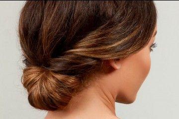 Ini Cara Membuat Tatanan Rambut Chignon Hanya dalam 5 Menit