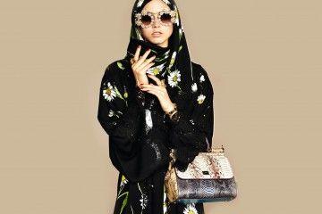 Kamu Pecinta Italian Fashion, D&G Mengeluarkan Koleksi Hijab Pertamanya