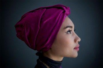 Turban, Aksesoris Kepala Yang Dicintai Hijabers