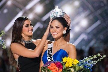 Pia Wurtzbach, Miss Universe 2015 Yang Suka Dandan Casual dan Natural
