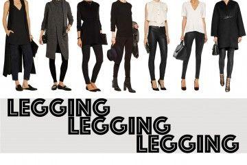 Pergi Ke Kantor Pakai Legging? Kenapa Nggak, Ini 4 Tips Memakai Legging di Kantor