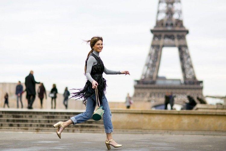 Valentine Makin Seru dengan Gaya Parisian yang Affordable