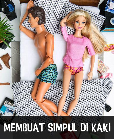 Posisi Tidurmu dan Suami Bisa Menentukan Nasib Pernikahan Kalian, Lho