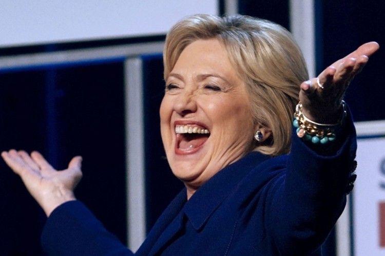 Bela, Ternyata Hillary Clinton Memiliki Tingkat Kreativitas yang Tinggi, Lho!