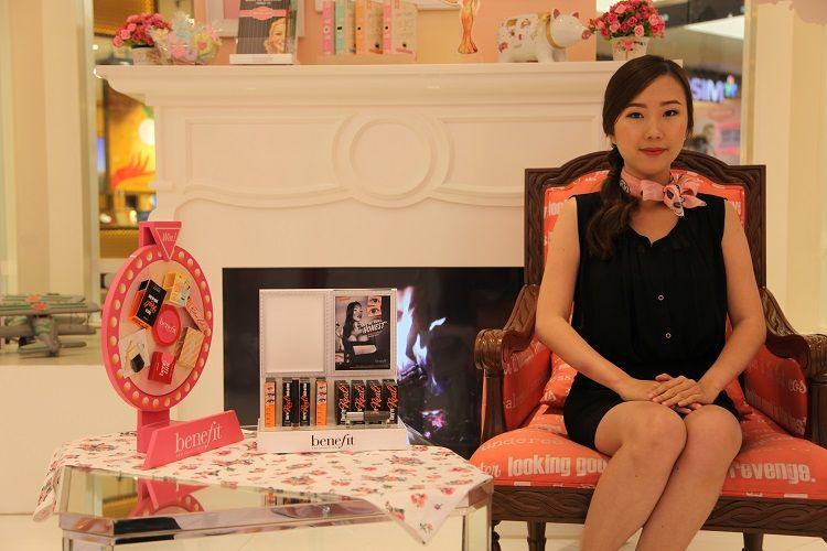 Tantangan Indah Sari Sebagai National Brow Artist Sebelum Menembus Las Vegas