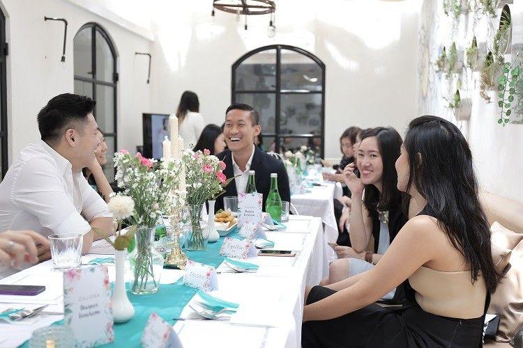 Intip Keseruan Lunch Cantik Bersama Para Desainer Muda