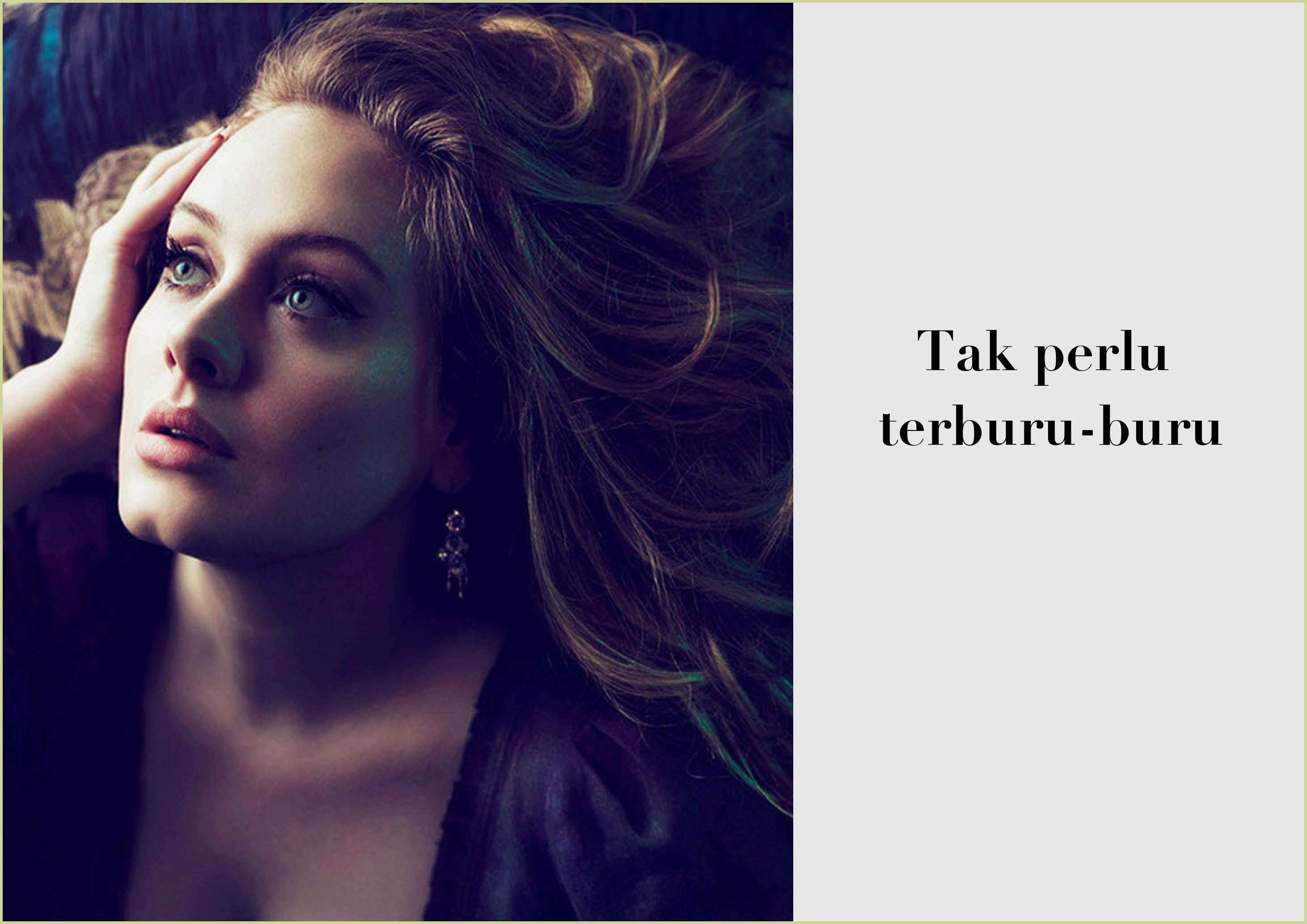 Tak Hanya Suara Emasnya, tapi 5 Hal Inilah yang Bikin Kita Kagum pada Adele