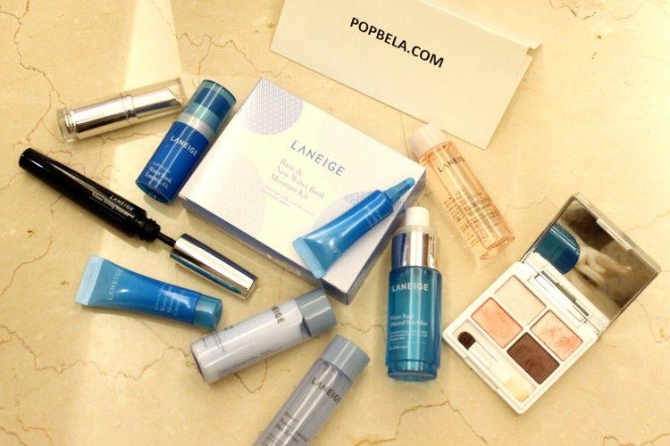 Yuk Intip Keseruan Tim Popbela dalam Makeup Class Bersama Laneige