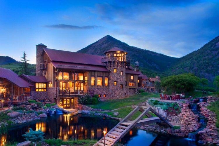 Ayo Kunjungi Rumah Baru Oprah Winfrey di Pegunungan Ini, Dijamin Bikin Lupa Bernapas!