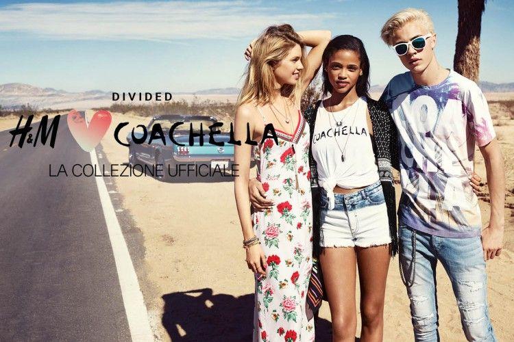 Simak 5 OOTD Berdasarkan Genre Musik Favorit dari H&M Loves Coachella
