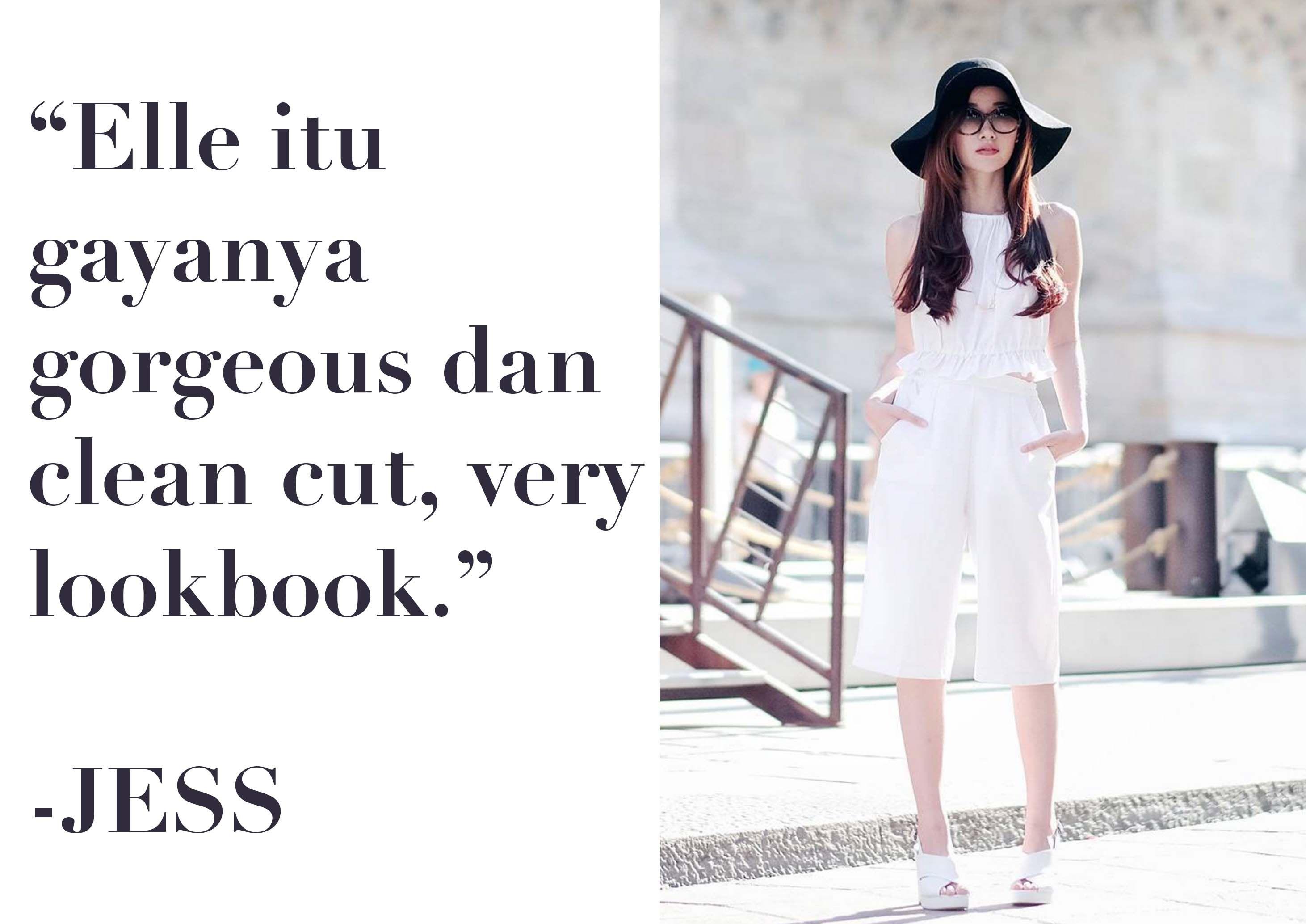 Ini Dia Rahasia di Balik Kekompakan Fashion Blogger Elle & Jess