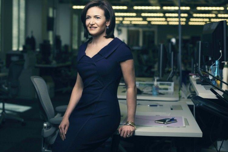 8 Tahun Memimpin Facebook, Sheryl Sandberg Berbagi 3 Nasehat Penting Untuk Anak Muda