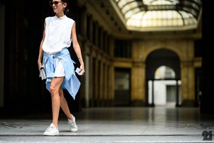 Yuk, Pakai Shirtdress untuk Gaya Feminin yang Versatile dan Praktis
