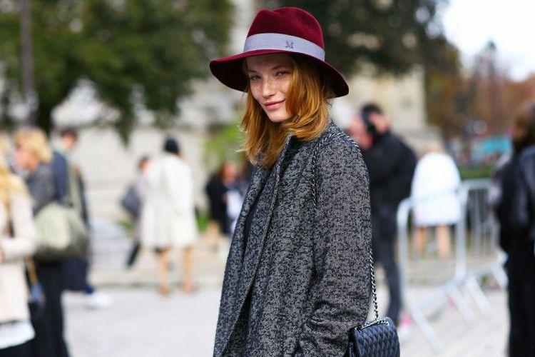 Hasil gambar untuk tampil stylish dengan topi