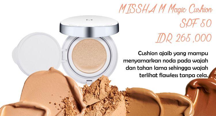 Korea Ciptakan Cushion Inovasi Baru dari Blemish Balm Cream