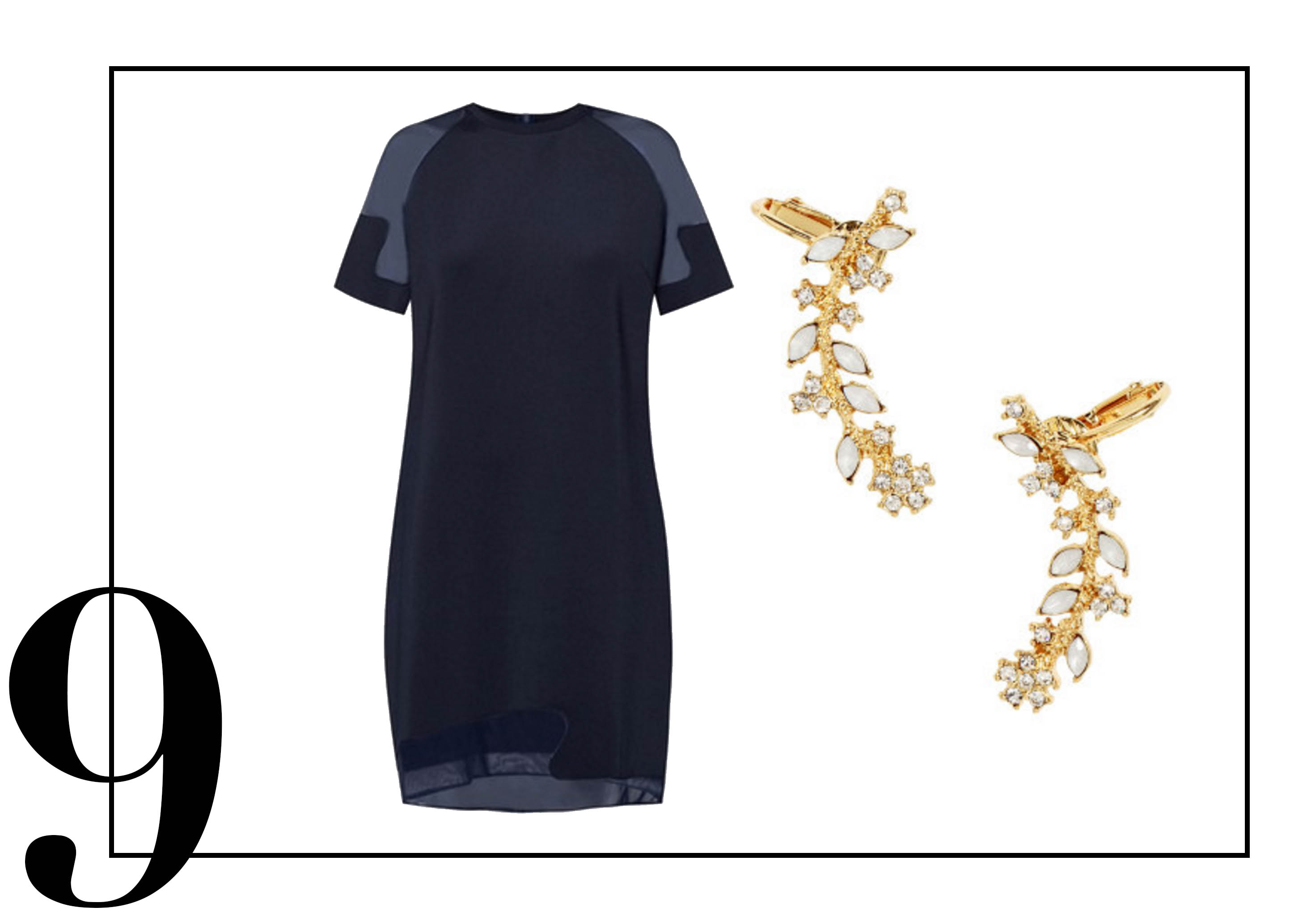 Trending Now: 10 Inspirasi Mix and Match Statement Earrings