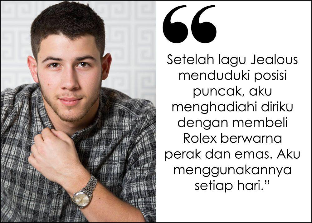 Fun Fact, Ini Nih 7 Fakta Penting yang Wajib Kamu Tahu Kalau Mau Kencan dengan Nick Jonas
