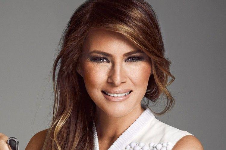 Duh! Tampil di Konvensi Penting, Melania Trump Diduga Menjiplak Isi Pidato Michelle Obama?