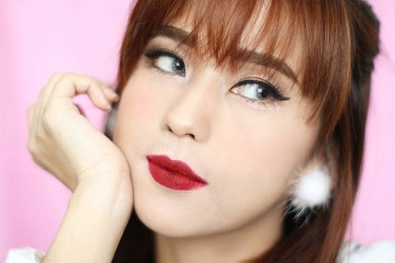 Suka Makeup Korea? Yuk, Belajar dari Sasyachi
