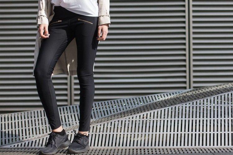 Hebat! Legging Ini Terjual Habis Dalam Semalam Saja