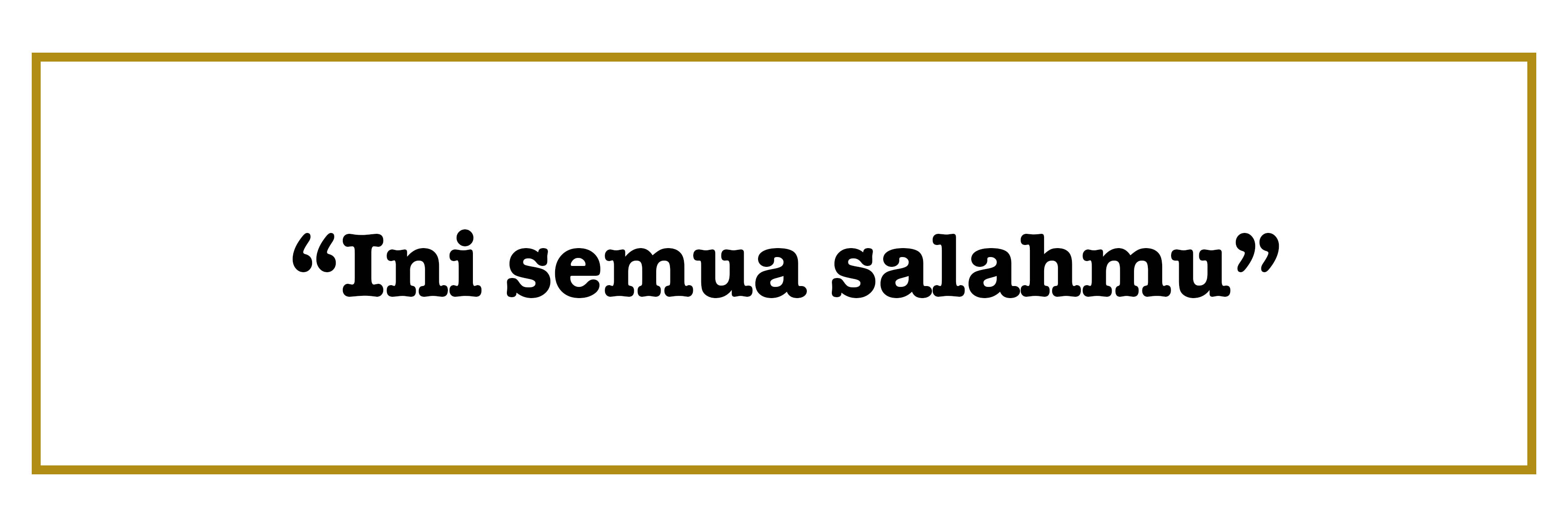 5 Kalimat Ini 'Haram' Kamu Ucapkan Saat Bertengkar