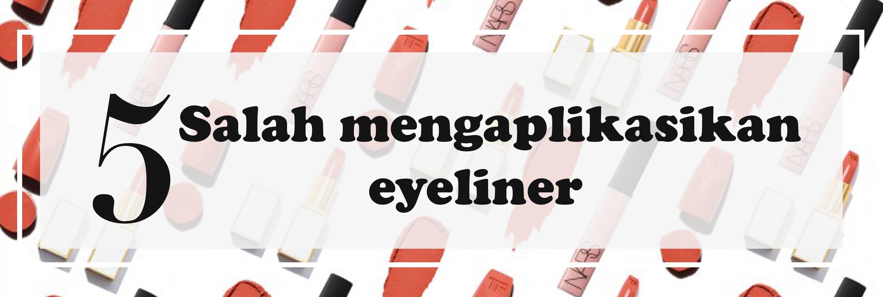 6 Kesalahan Makeup Ini Bisa Bikin Wajahmu Tampak Lebih Tua
