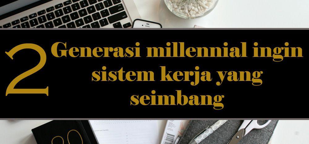 Inilah 3 Penyebab yang Bikin Cewek Millennial Ogah Jadi CEO