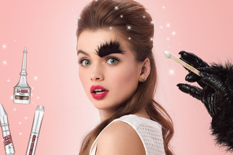 Brows on Fleek! Benefit Cosmetics Luncurkan 9 Rangkaian Produk Alis