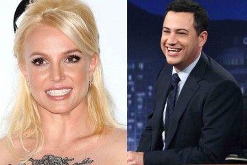 Britney Spears Berikan Kejutan Jimmy Kimmel di Kamar Tidur