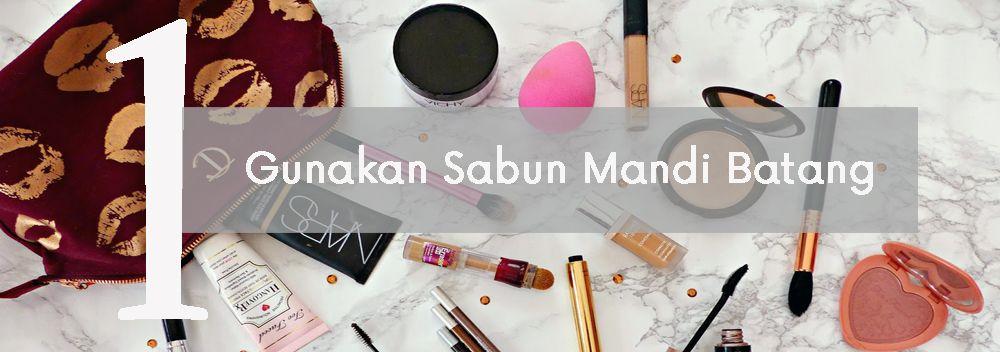 7 Cara Mudah dan Efektif Membersihkan Spons Makeup