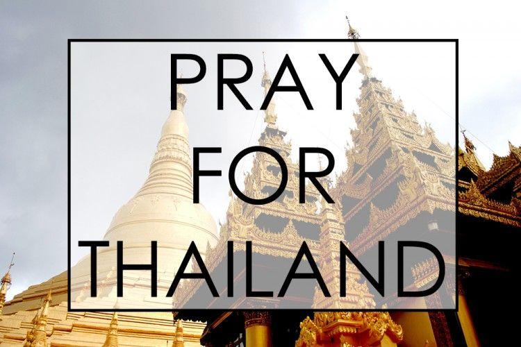 Ledakan Beruntun Terjadi di Thailand, Polisi Percaya ini Bukan Aksi Terorisme