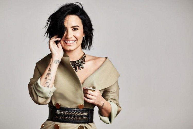 Atasi Depresi, Demi Lovato Beri 3 Cara Meningkatkan Percaya Diri