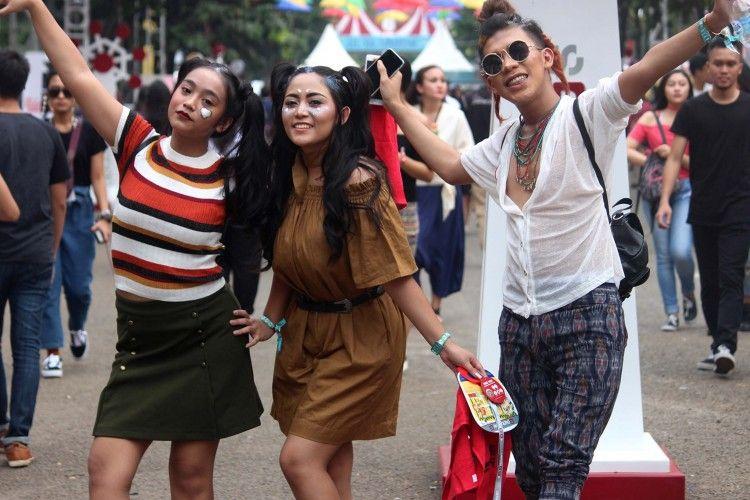 Exclusive: Intip Gaya Street Style Para Generasi Millenials di WeTheFest 2016!