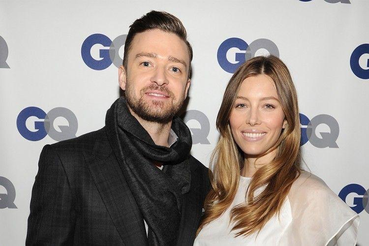 Dukung Partai Demokrat, Justin Timberlake dan Jessica Biel Mendapat Kejutan dari Hillary Clinton