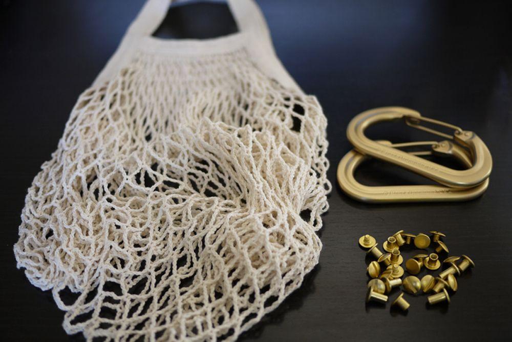 DIY Bikin Tas Jaring untuk Melengkapi Gaya Musim Panasmu
