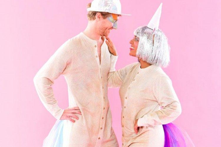 DIY Kostum Unicorn untuk Kamu dan Pasangan Bisa Buat untuk Halloween Party, Bela!