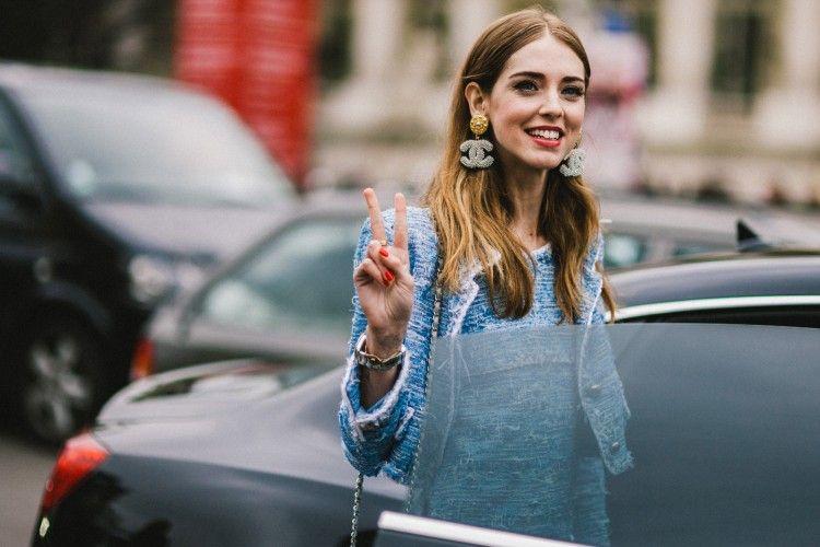 Sukses jadi Influencer, Chiara Ferragni Kini Luncurkan E-commerce Miliknya