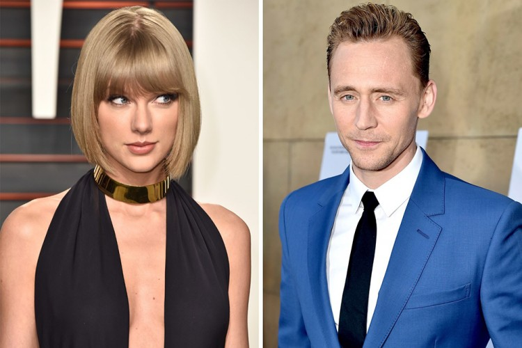 Pacaran Mesra Selama 3 Bulan, Taylor Swift dan Tom Hiddleston Putus?