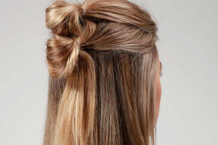 Inilah Tutorial Double Top Knot Rekomendasi Popbela untuk Rambut Indah