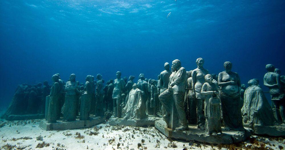 Mulai dari Romantis Hingga Misterius, 5 Negara Ini Tawarkan Wisata Bawah Laut yang Menakjubkan