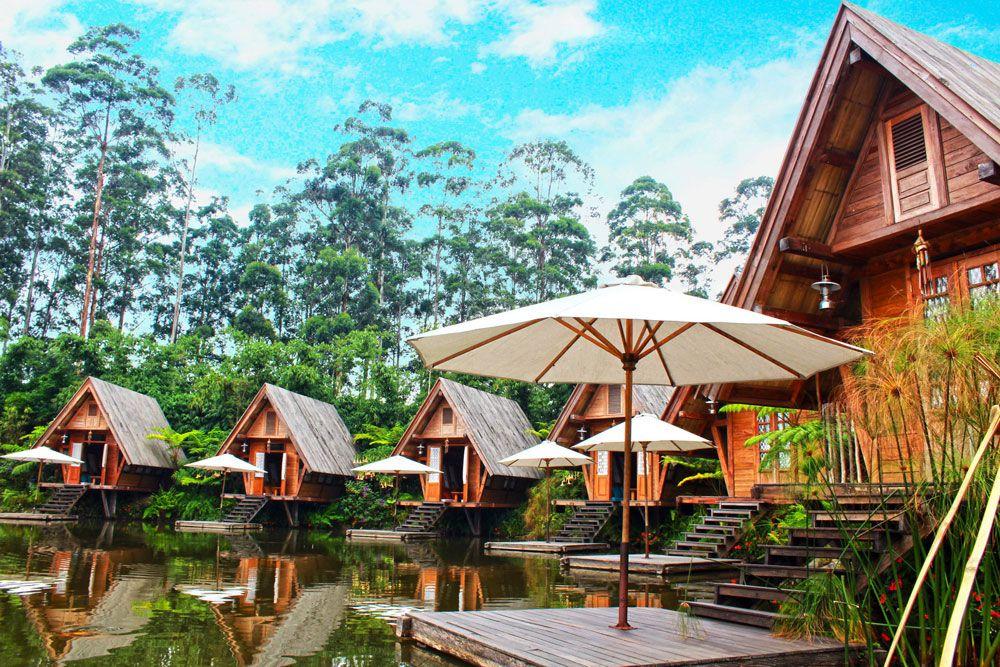 Rekomendasi Tujuan Wisata Terbaik di Kota Bandung Favorit Popbela