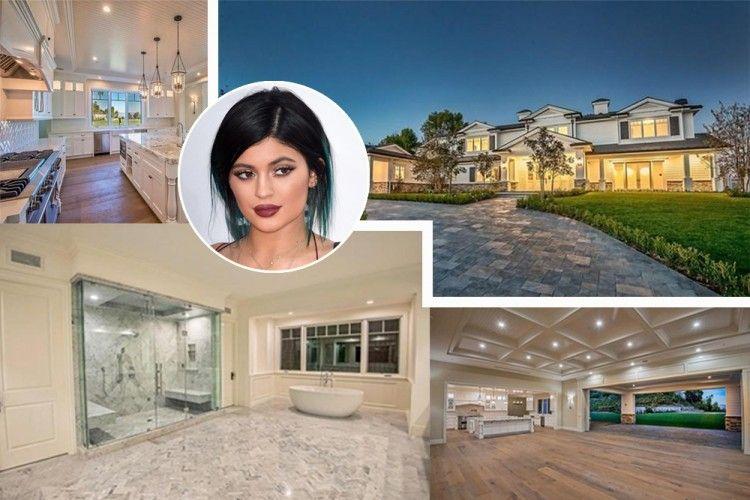 Baru Berusia 19 tahun, Kylie Jenner Beli Rumah Mewah Rp 155 Milyar!